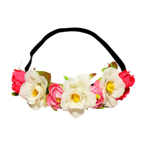 Pretty Flower Girl Head Band