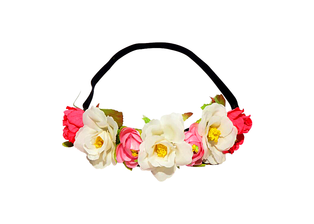 Pretty Flower Girl Head Band Le Reve Pieces