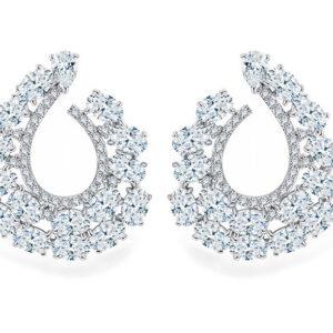 Stephanie Studded LRB Earrings