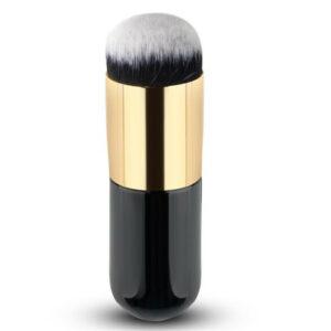 Black Short Stick Flawless Foundation Brush-1