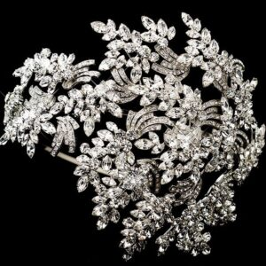 Dream Bride Crystal Hair Piece