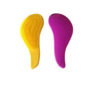 Purple Detangler Brush